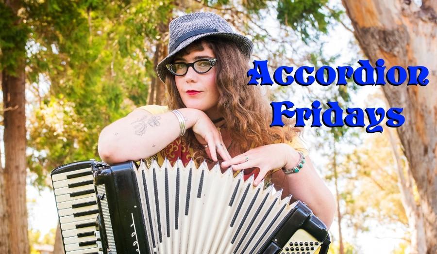 Accordion Fridays