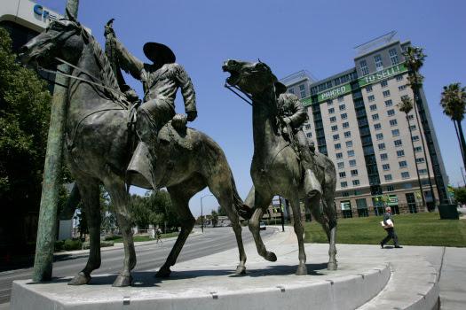 Thomas Fallon Statue