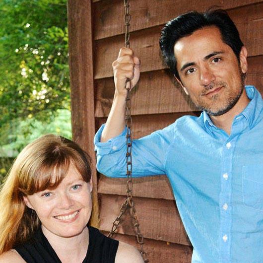 Colleen Raney & Hanz Araki