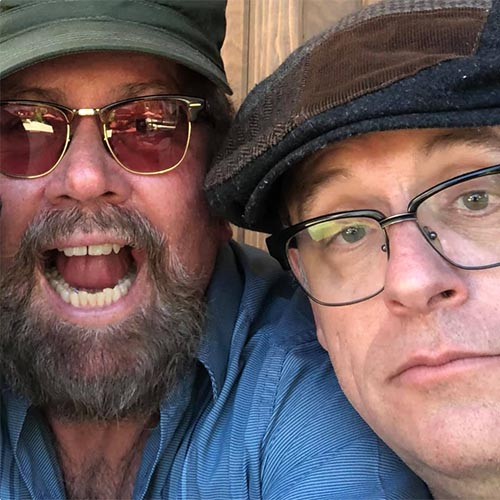 Jig Monkey's Duo