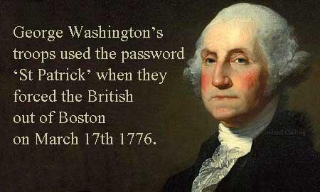 Washington Admired