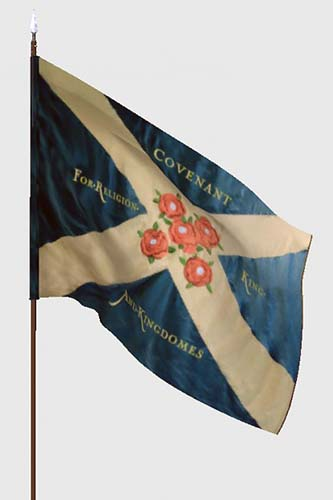 Scottish Covenanter Flag