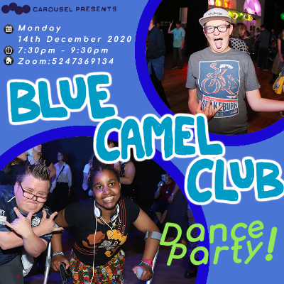 Blue Camel Club Dance Party