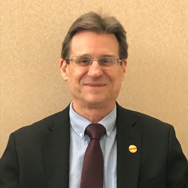 Mike O'Neil, Club Growth Director, District 100