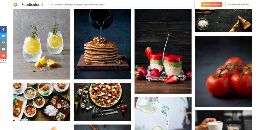 Top 25 des sites de photo libres de droits © etourisme.info