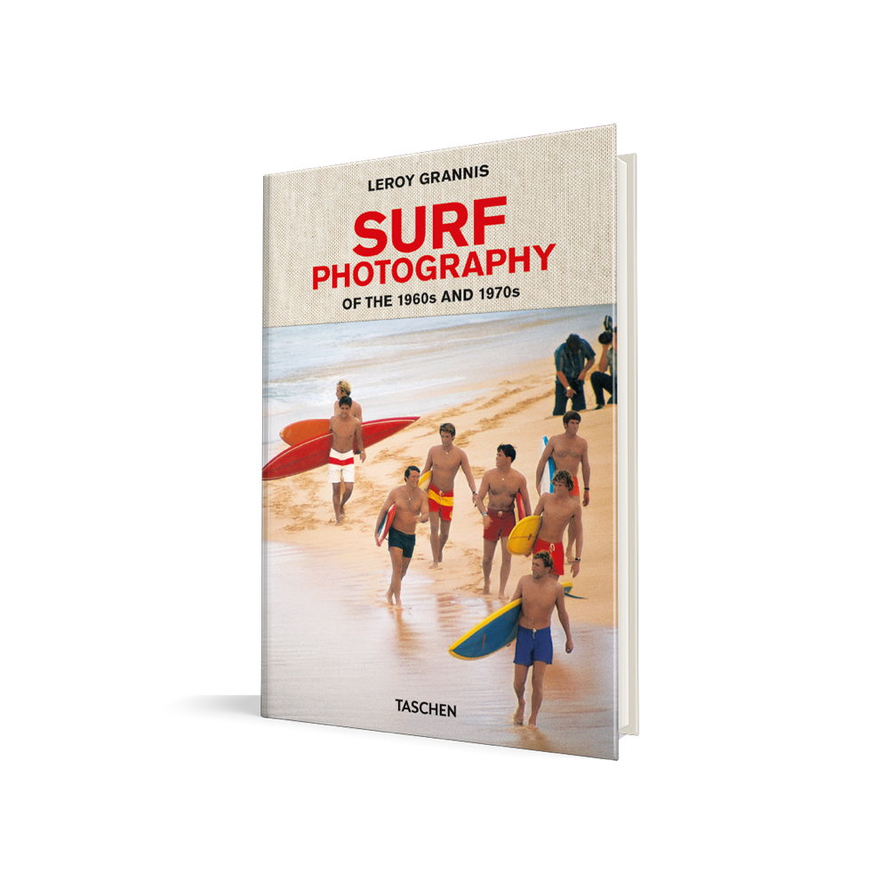 LeRoy Grannis: Surf Photography book