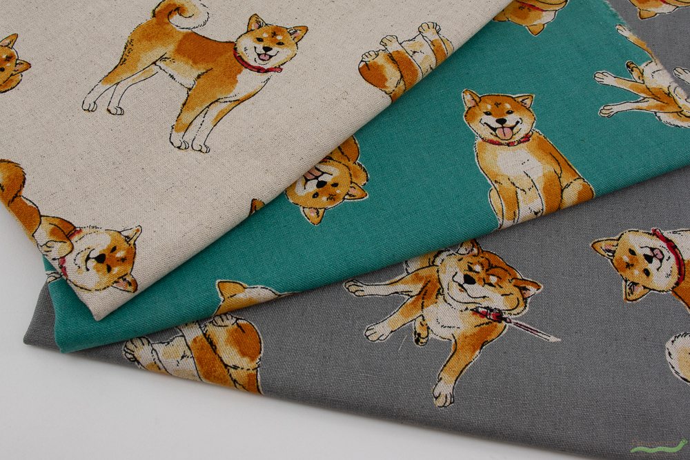 corgi-dog-fabric