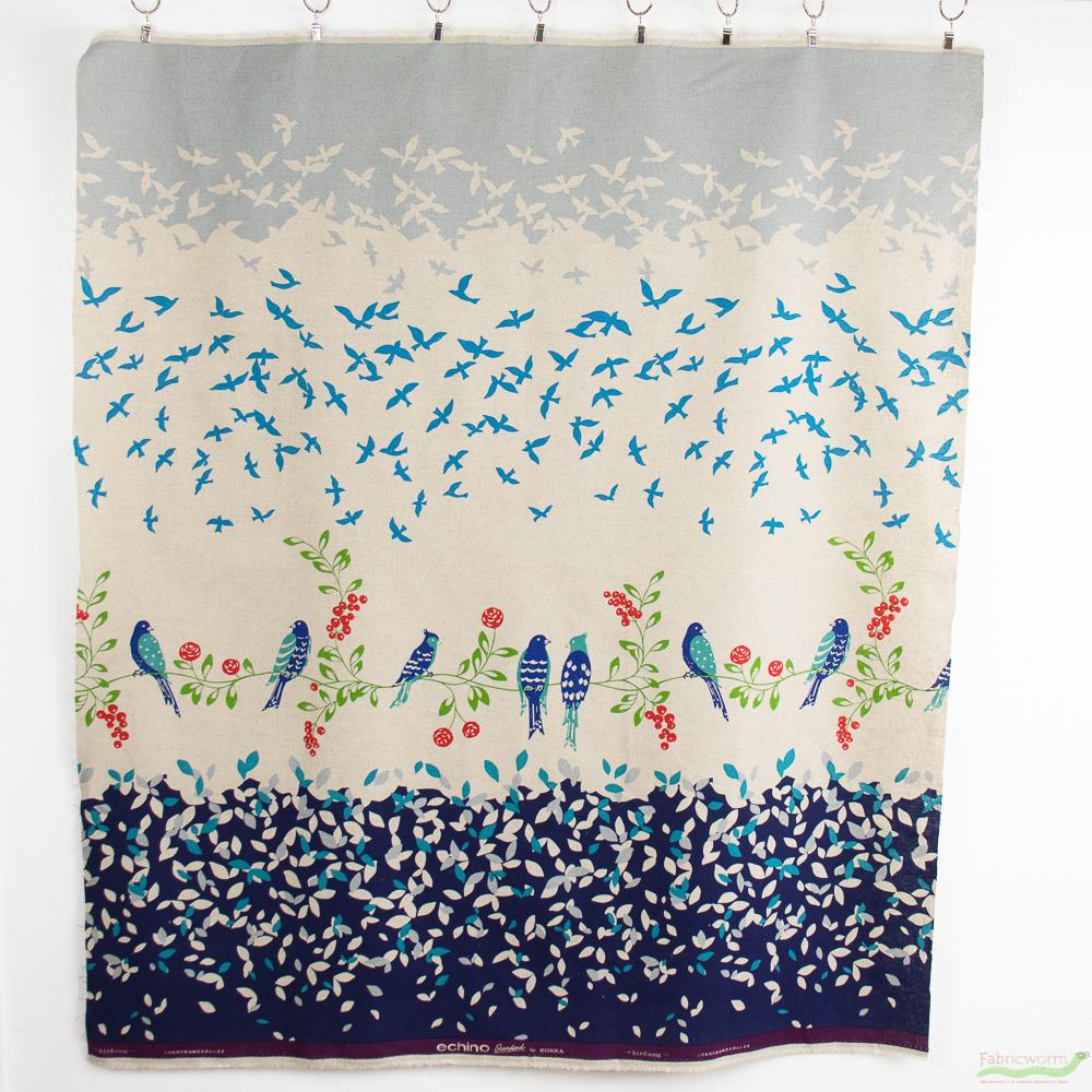 birdsong-echino-navy-fabric-fabricworm