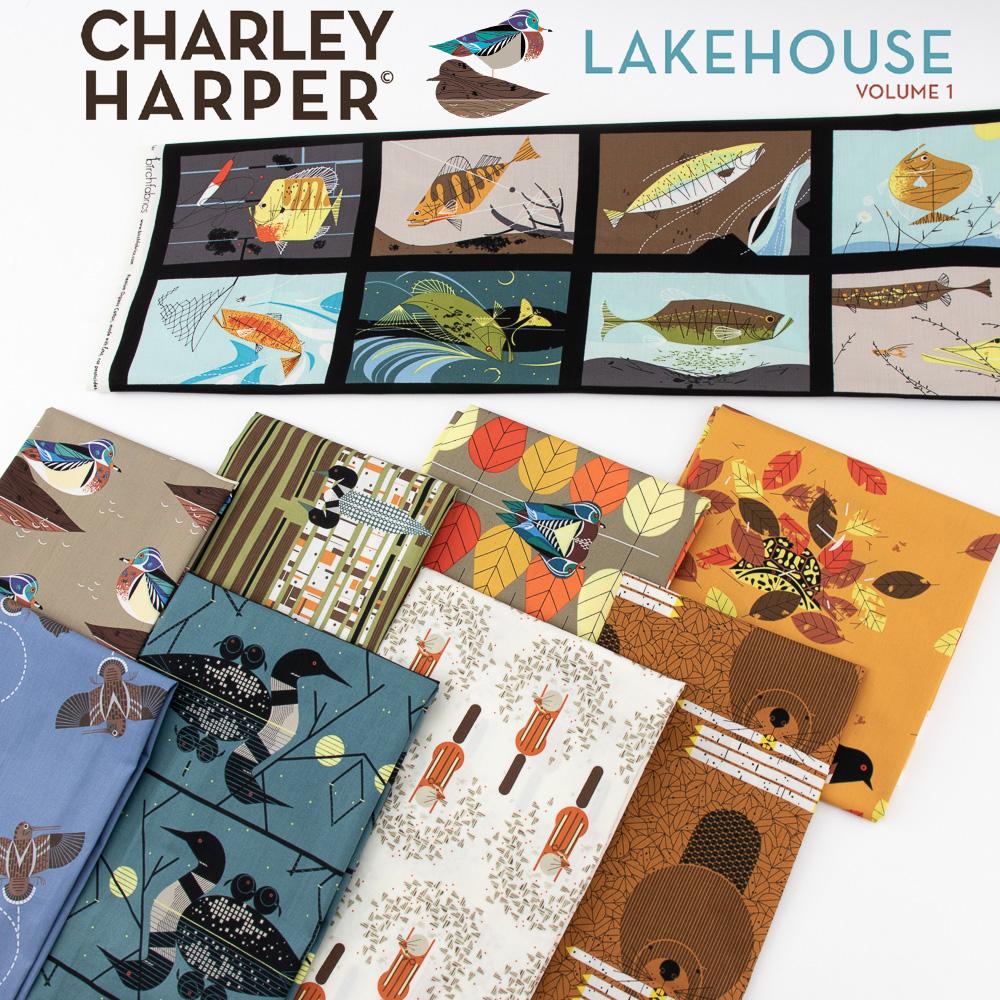 charley-harper-lakehouse-fabric-fabricworm