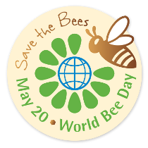 World Bee Day 20th May
