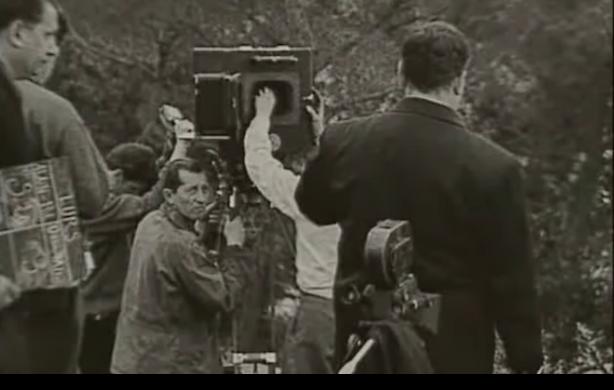 Orson Welles a Lurs