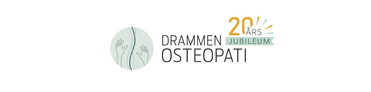 Drammen Osteopati logo