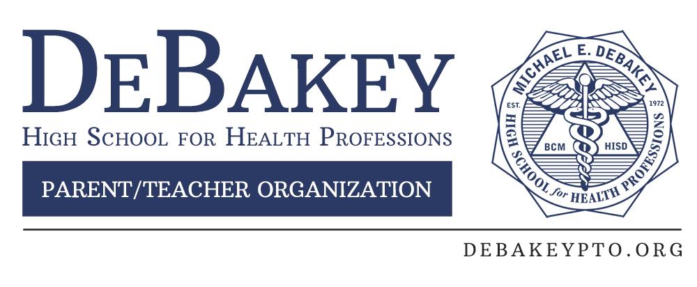 Debakey PTO Logo