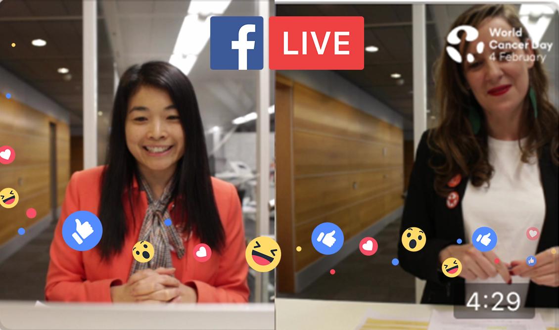WCD Facebook Live