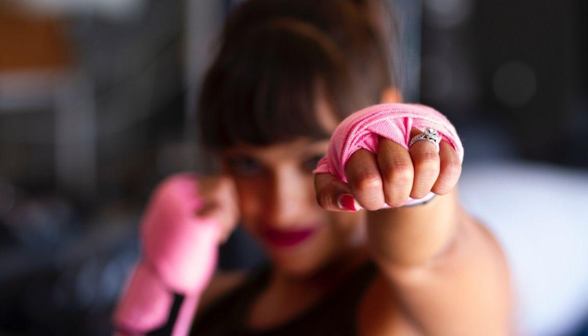 Women boxing - project ECHO