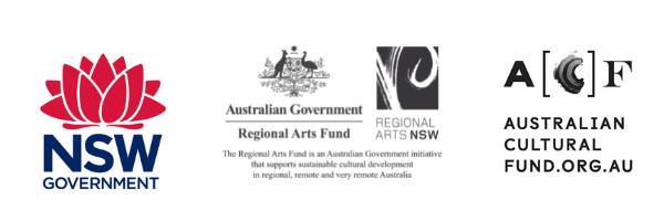 Government funding logos