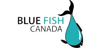 Blue Fish Canada Logo