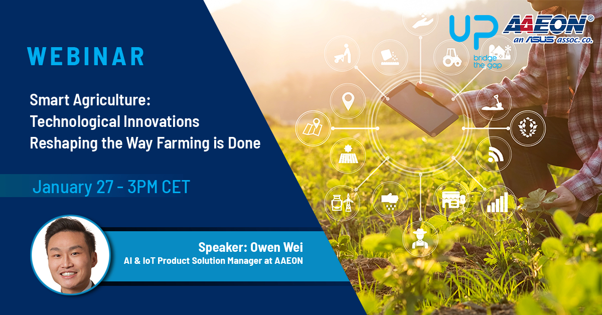 Smart Agriculture: Technological Innovations Reshaping the Way Farming is Done