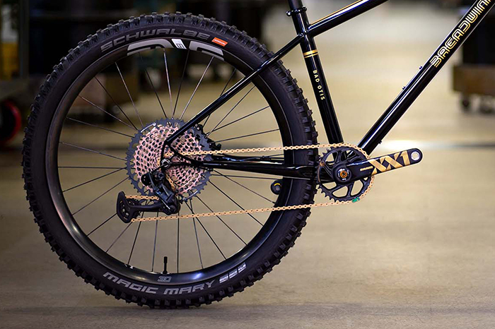 Breadwinner Cycles Bad Otis Mt. Bike