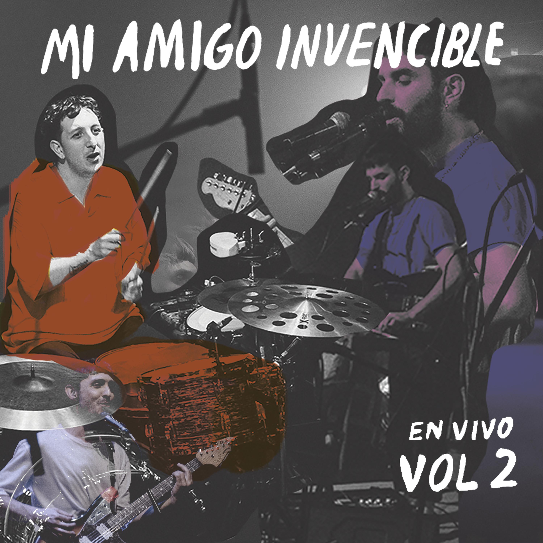 Carátula En Vivo Vol. 2