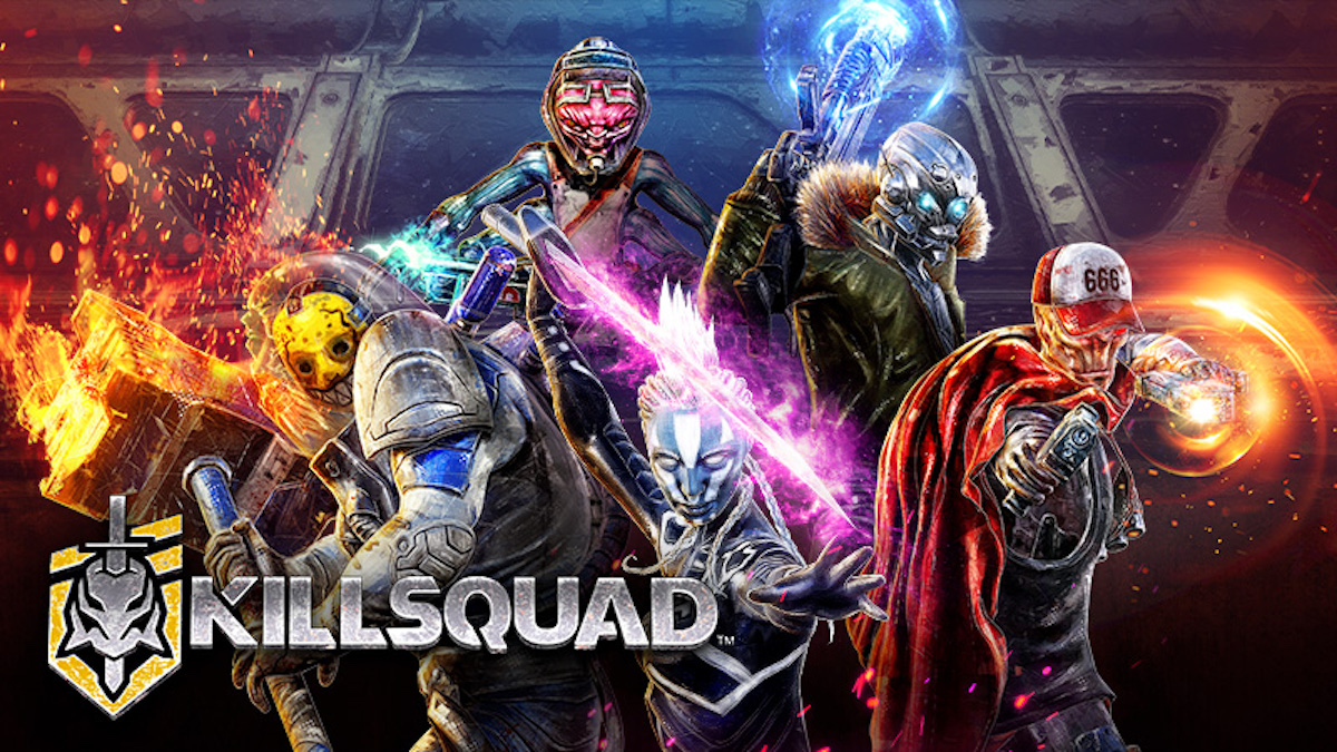 Killsquad Brings Intense Four-player Co-op Action To PC On October 21st