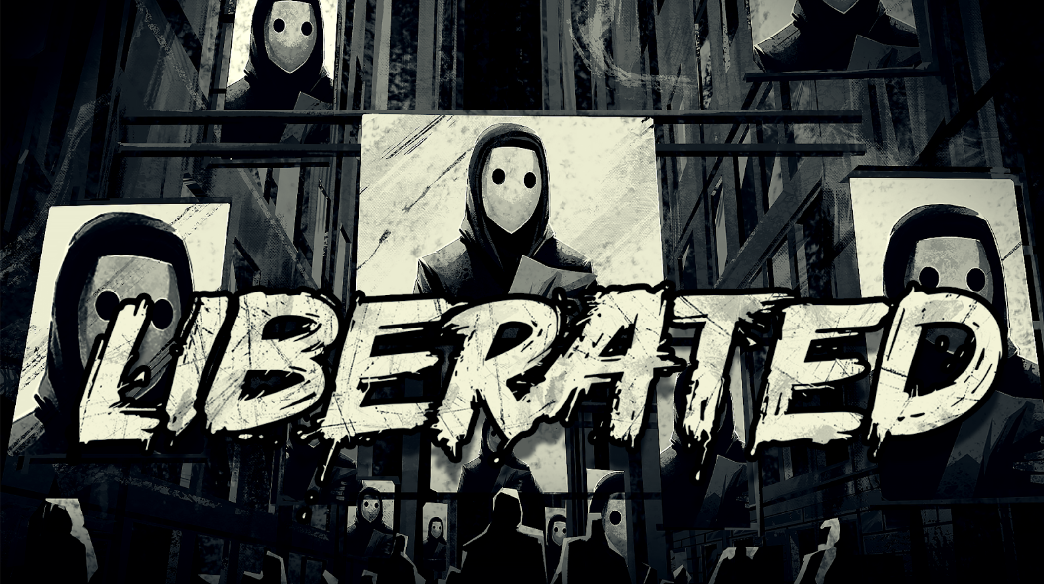 Tech-noir cyberpunk game Liberated is out now on Nintendo Switch