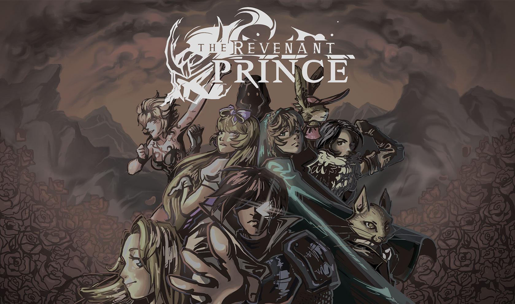 Developer Walkthrough video for old school RPG The Revenant Prince