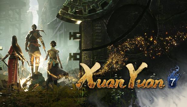 Action RPG Xuan Yuan Sword 7 showcases epic combat in new trailer