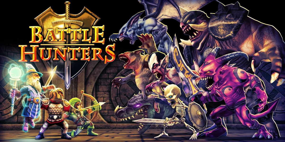 SQUAD-BASED RPG BATTLE HUNTERS LAUNCH DATE MOVES TO EARLY NOVEMBER FOR PC AND NINTENDO SWITCH