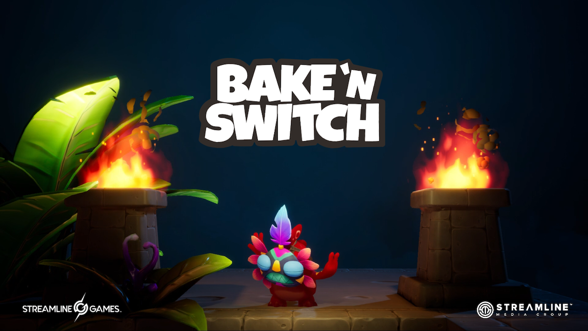 Media Alert: Bake 'n Switch Takes the Kickstarter Cake and Opens Stretch Goals!