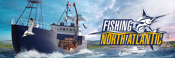 Fishing: North Atlantic Now Available for 20% in a Week Long Deal on Steam!