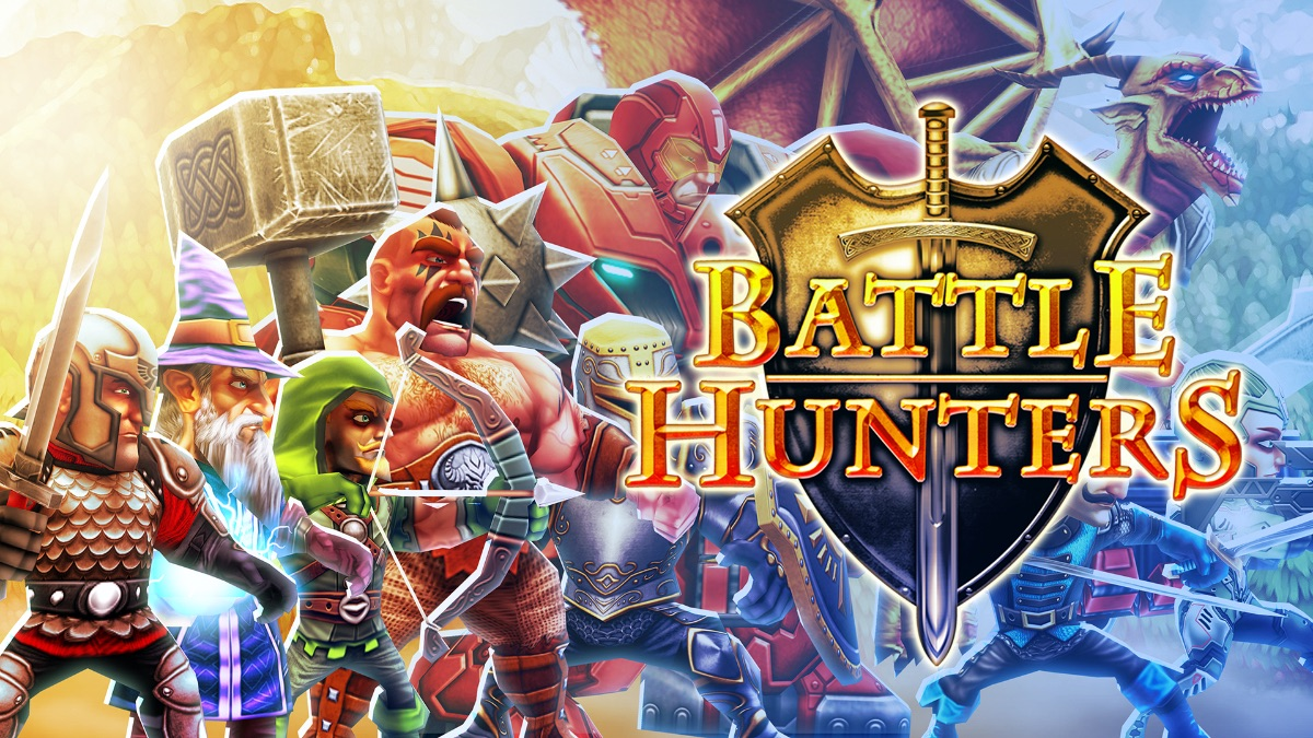 SQUAD-BASED RPG BATTLE HUNTERS COMING TO PC AND SWITCH ON OCTOBER 20th