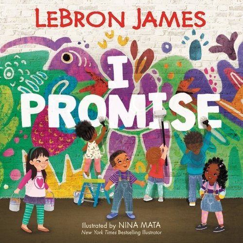 cover of I Promise book