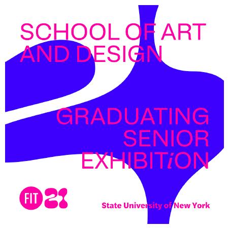 logo for 2021 Graduating Student Exhibition