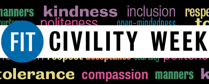 FIT Civility Week banner