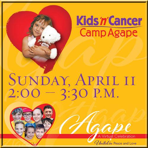 Kids 'n' Cancer   Camp Agape
