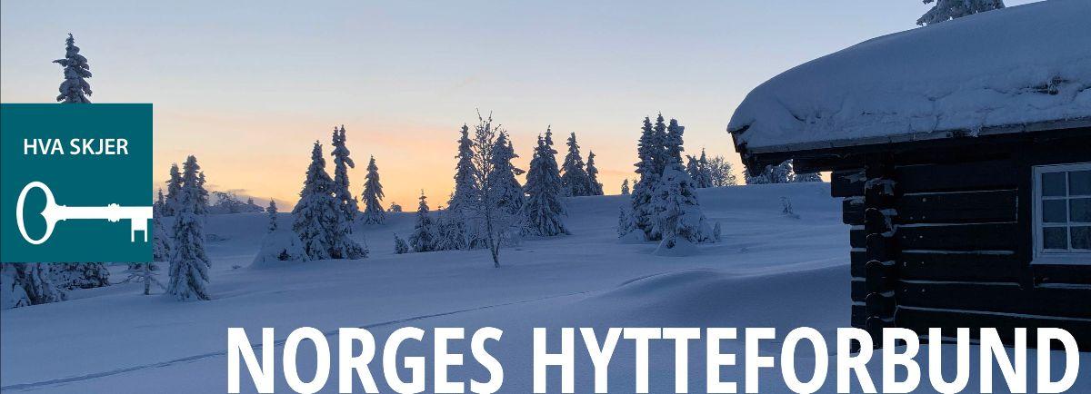 Norges Hytteforbund, header