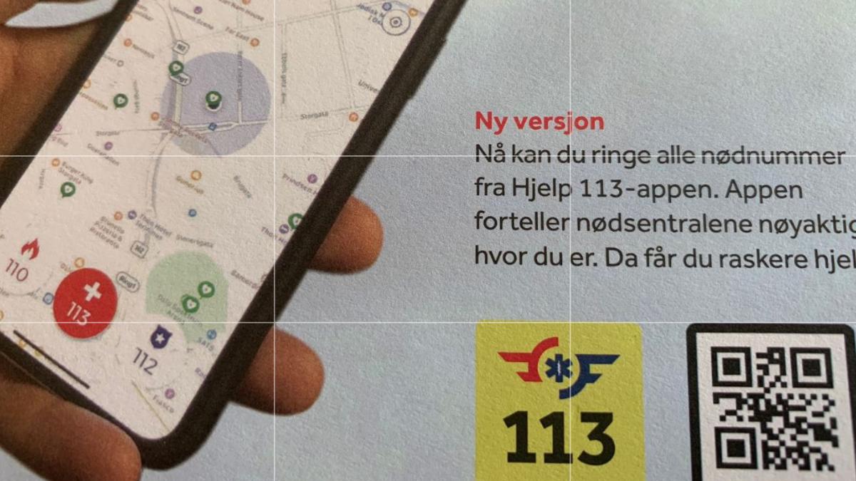Norsk Luftambulanse Hjelp 113