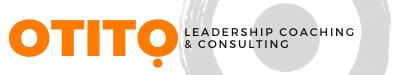 OTITỌ Leadership Coaching & Consulting