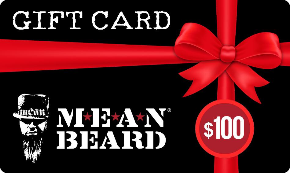 Beard Care Gift Card
