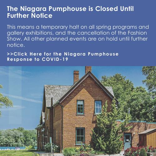 Niagara Pumphouse COVID-19 Response