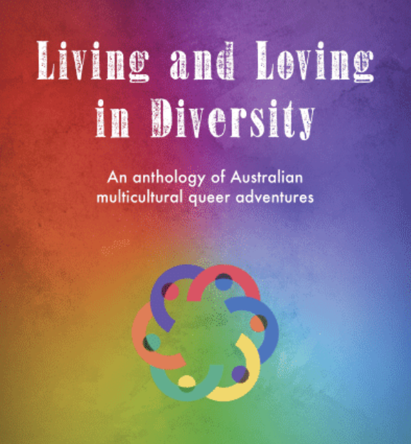Book cover of Living and Loving in Diversity