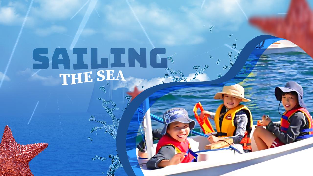 Sailing the sea - curriculum - Building Blocks Academy