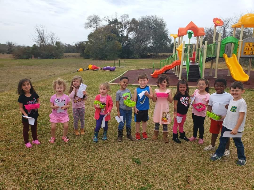 Building Blocks Academy - March - Highlights