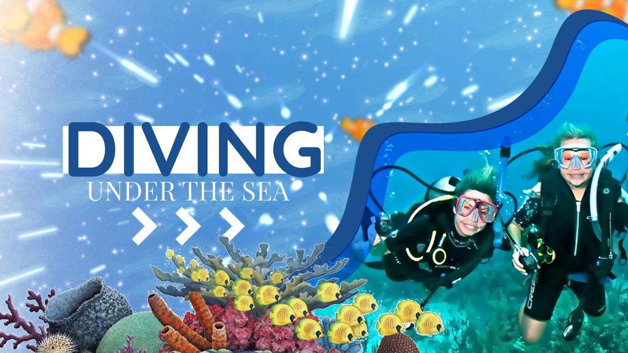 Diving under the sea - curriculum - Building Blocks Academy