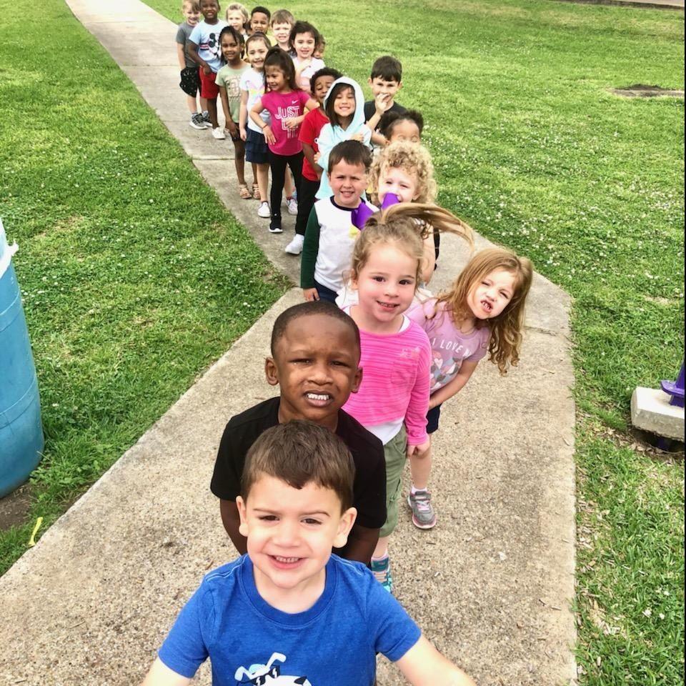Building Blocks Academy - April - Highlights