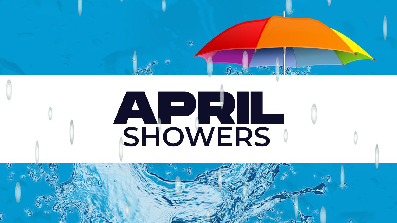 April Showers - curriculum - Building Blocks Academy
