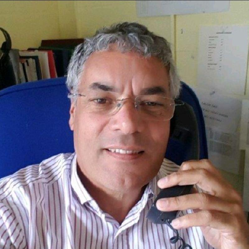 Clive Parry, ARC England Director