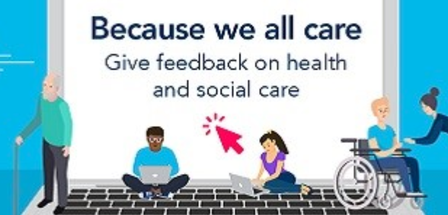 Because We All Care campaign