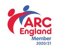 ARC England Member 2020/21 logo